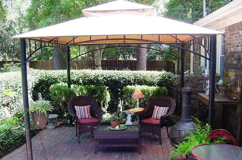 image of: easy to install backyard canopy GXWDZER