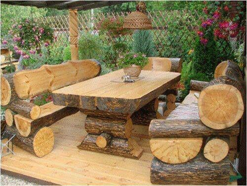 impressive rustic outdoor furniture ideas 17 best ideas about rustic  outdoor NGOWKXY