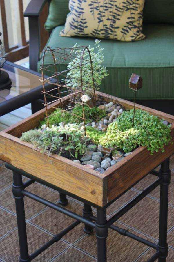 indoor garden ideas mini-indoor-gardening-1 AHYJQXI