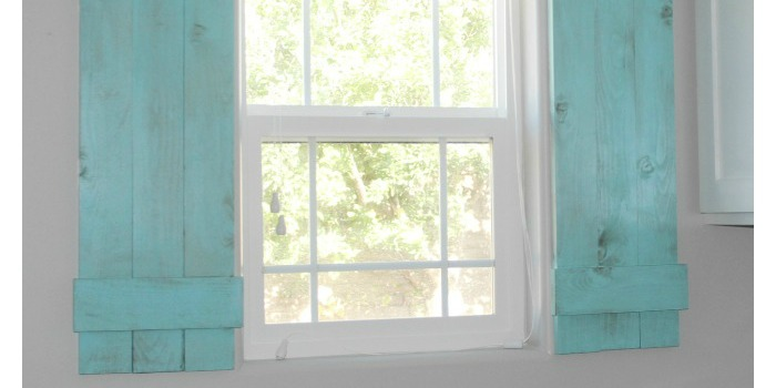 indoor shutters remodelaholic | diy interior window shutters for under $20 LMSFRBX