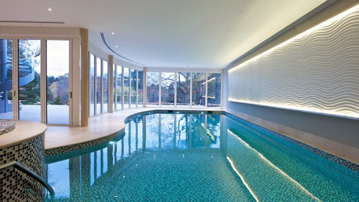 indoor swimming pools fitness pool GXAHOFZ