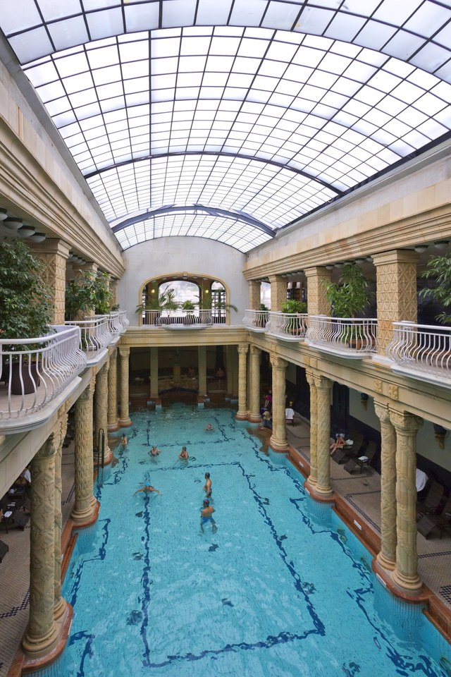 indoor swimming pools indoor swimming pool filled with
