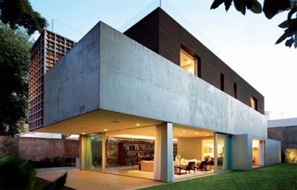 inspiring modern home architecture HIIMLTK