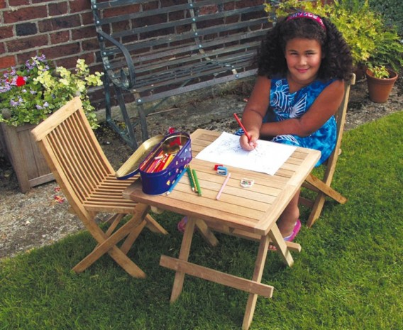 kids garden furniture children s wooden table chairs kids outdoor patio furniture set for garden HTSBPBV