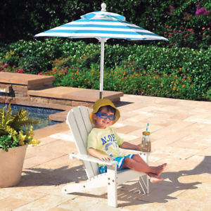 kids garden furniture image is loading kids-patio-furniture-chair-umbrella-children-039-s- TZCZCZP