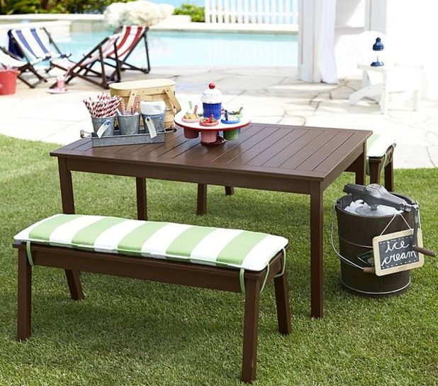 kids outdoor furniture modern patio furniture and outdoor furniture by pottery barn kids DGUADFW