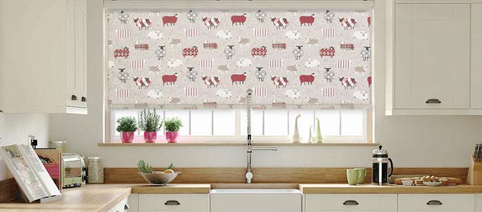 kitchen blinds roller blinds NLIFCJZ