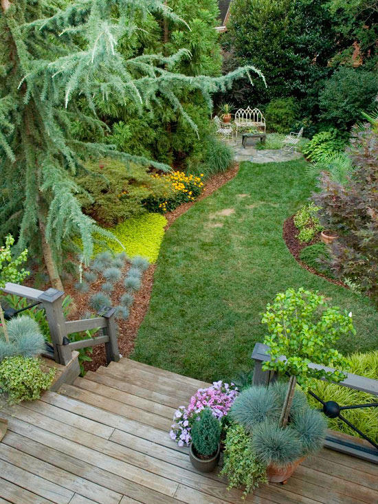 landscape ideas backyard DUZSHLT
