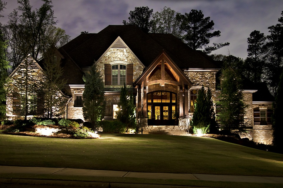 landscape lighting our designers at serene landscape group specialize in creating custom outdoor TWAZPQV