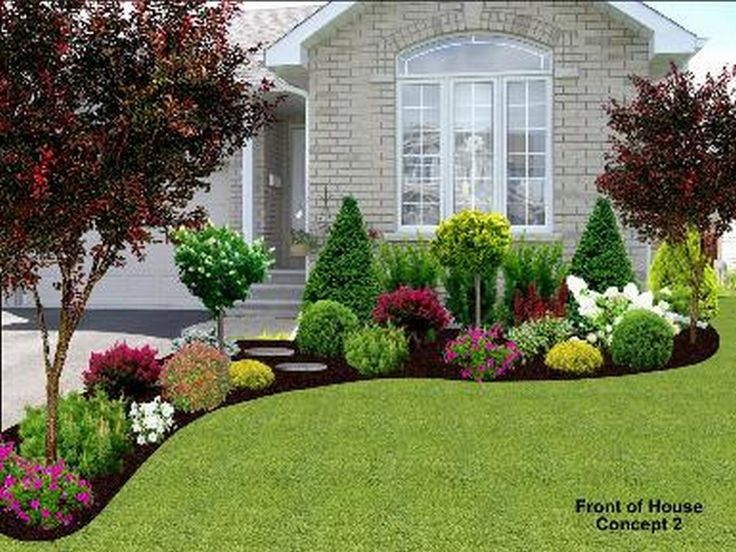 landscaping ideas for front yard lux front yard