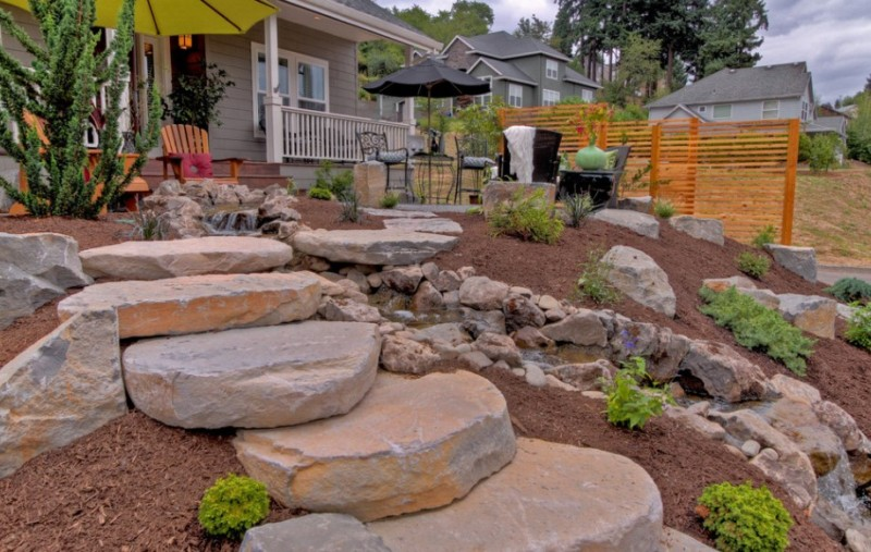 landscaping rocks DZKQXJJ