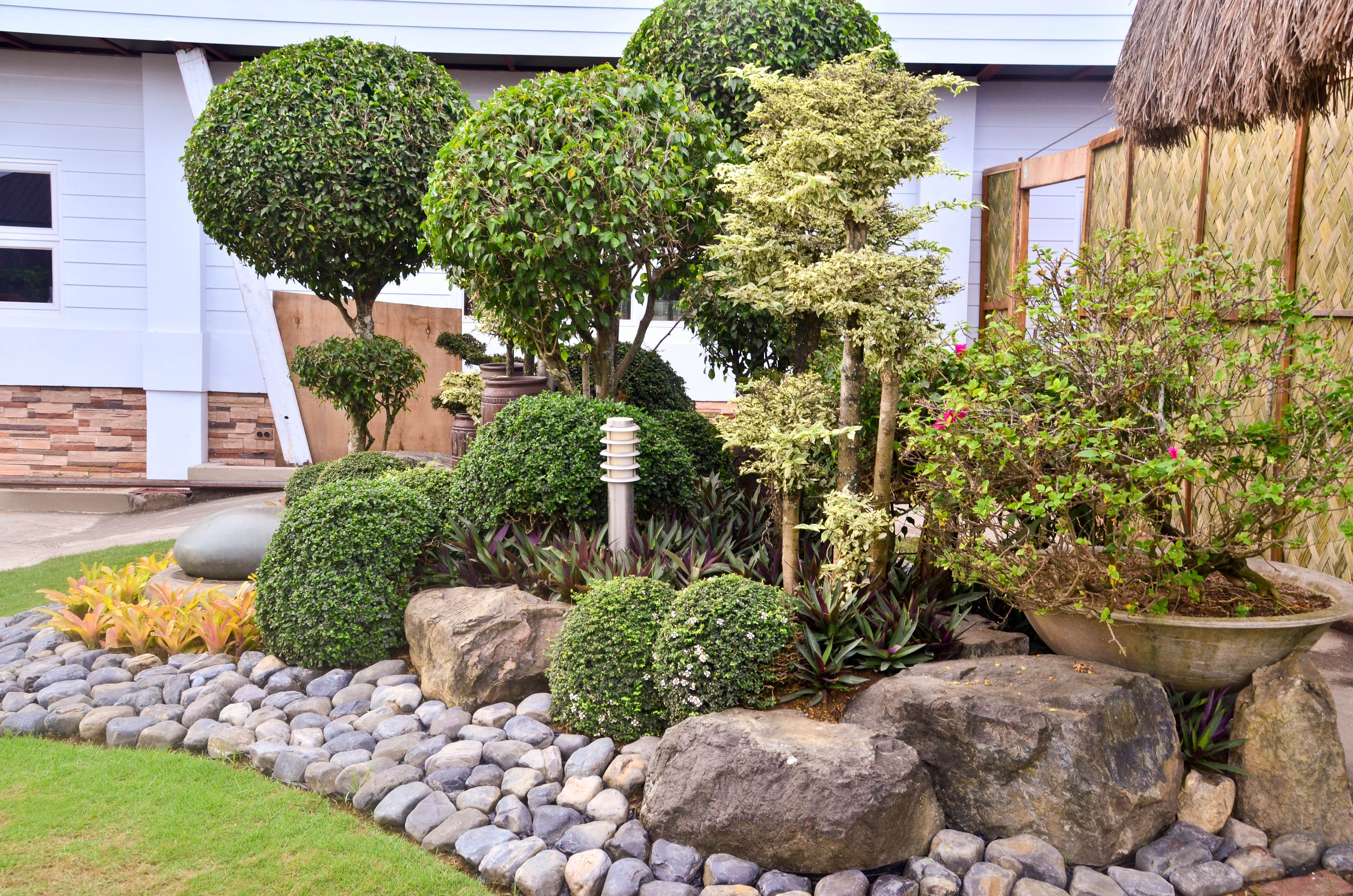 landscaping rocks how to landscape with rocks: 6 steps (with pictures) - wikihow UXFQYZK