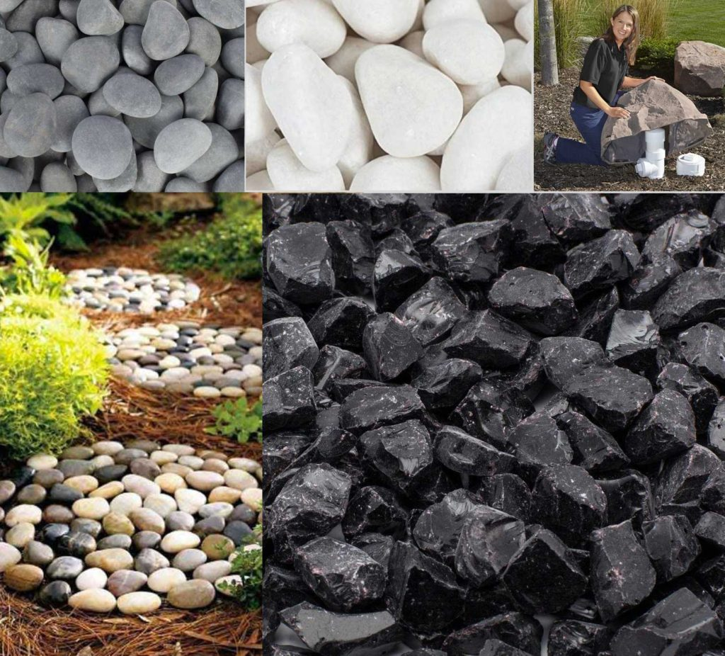 landscaping rocks near me. where to get the