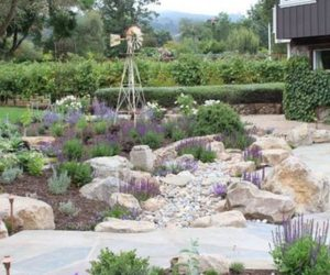 landscaping with rocks 20 rock garden ideas that will put your backyard on the map GNOZAFH
