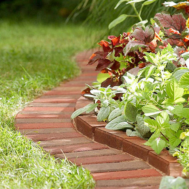 lawn edging ideas-1 LKMMMQK