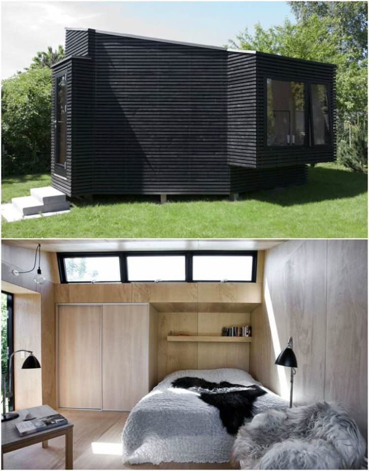 livable sheds guide and ideas - sheds-huts-treehouses TQJRQDA
