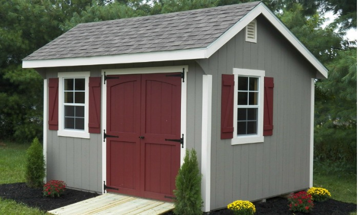Things to before building Livable sheds