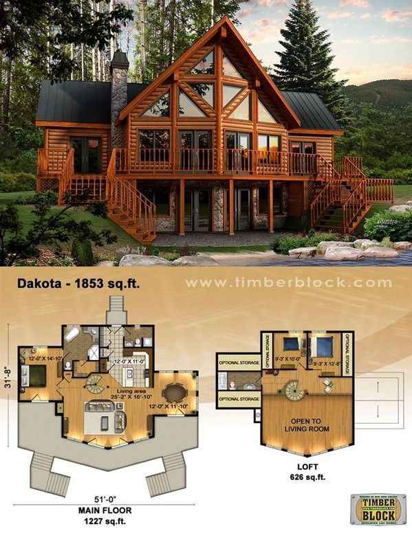 log home plans dakota plan i want to live in this house!!! the kitchen and KDATSZC