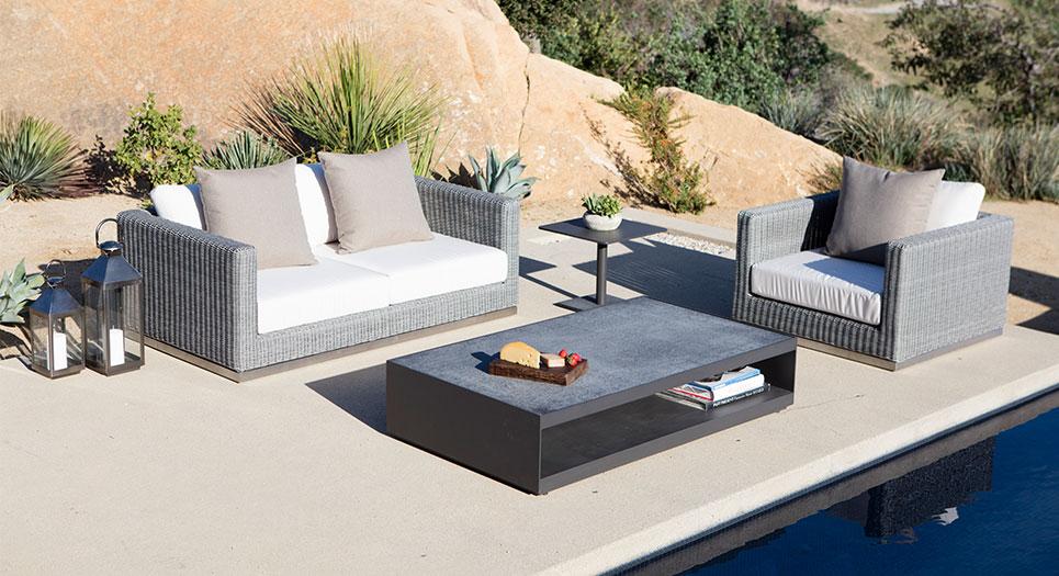 luxury garden furniture UFMNTWO