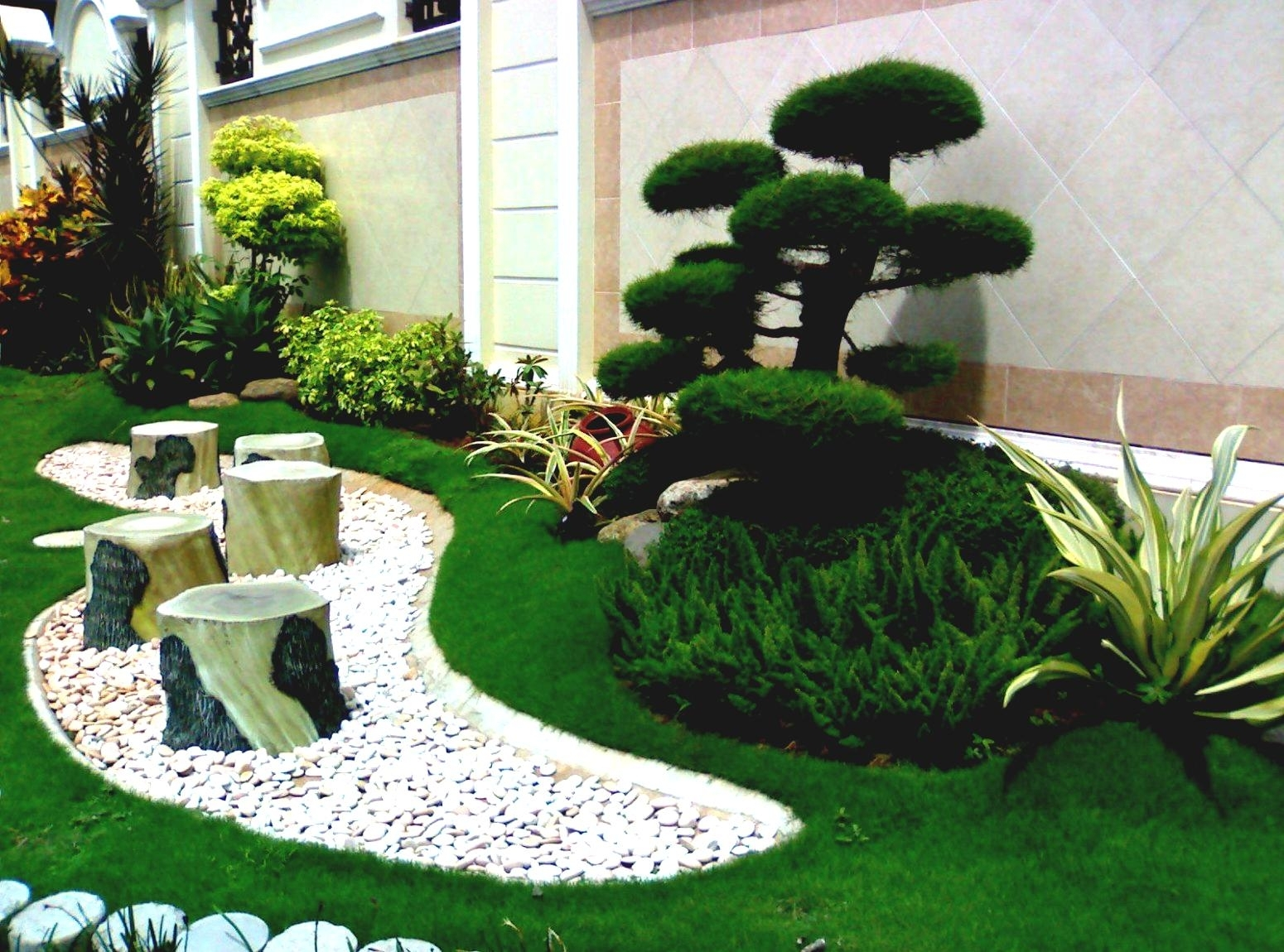 magnificent simple home garden ideas pertaining to home decoration for  interior HPKXDWN