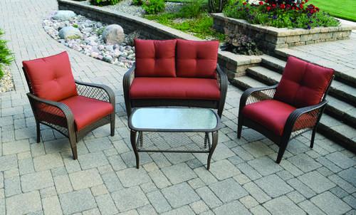 Menards Patio Furniture Choose The, Backyard Creations Patio Furniture