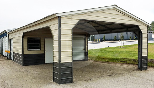 metal carport 24x40 utility building NGTHYXH
