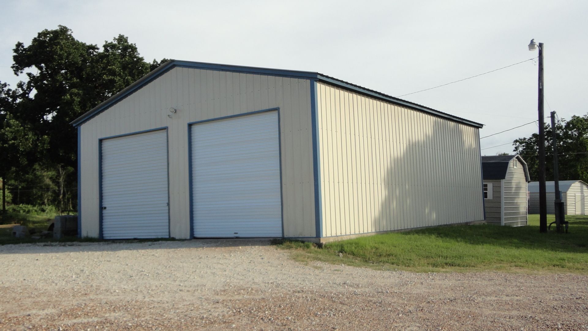 metal garage 30 x 41 x 14 vertical garage GEOQTSR