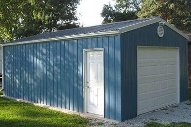 metal garage kits steel garage kits LUUDKQP
