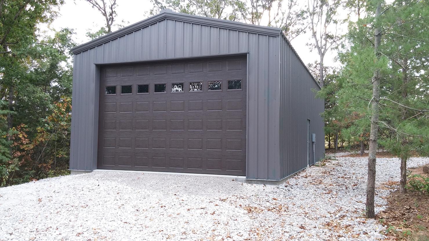 metal garage kits VNRVRUQ