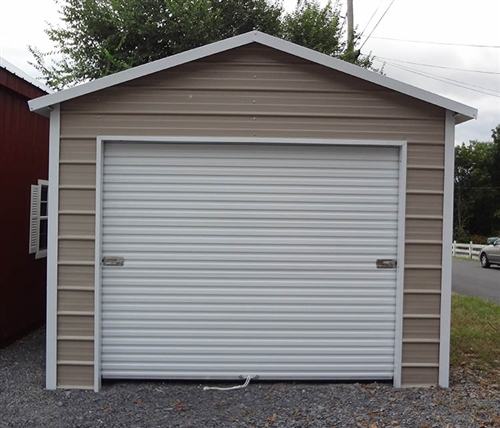 metal garage larger photo email a friend YSZOHGG