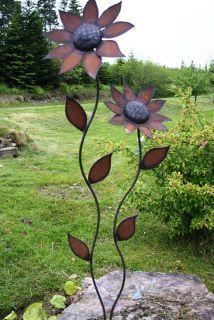 metal garden art metal petals garden art JMLCIGW