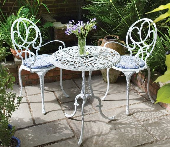 metal garden chairs useful metal garden furniture more KUYEHCU