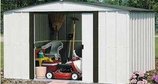 metal garden sheds newburgh 10x8 arrow storage shed NNANLXH