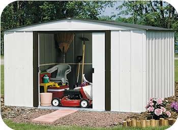 metal garden sheds newburgh 10x8 arrow storage shed NNANLXH