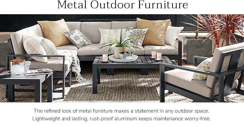 metal outdoor furniture outdoor furniture JPRKIAH