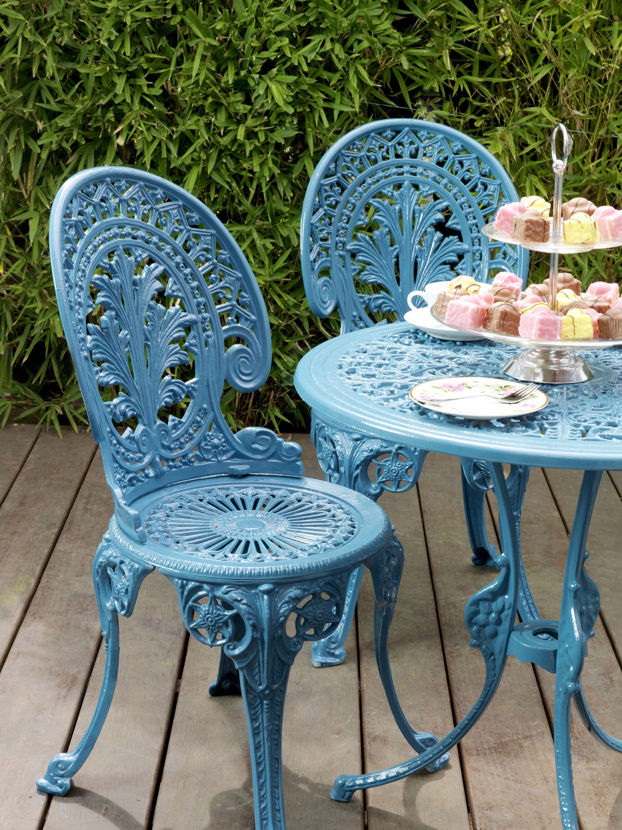 metal outdoor furniture outdoor metal chairs KLXEUET