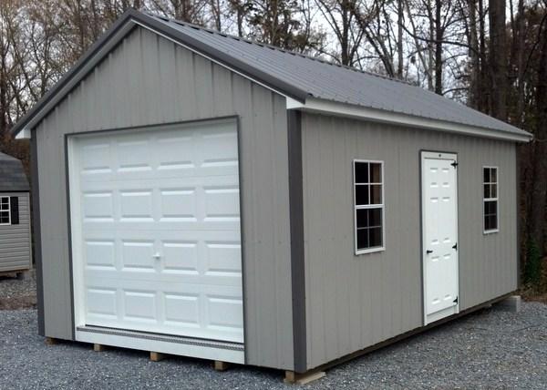 metal sheds 12x20 metal classic garage spec PMTXBJV