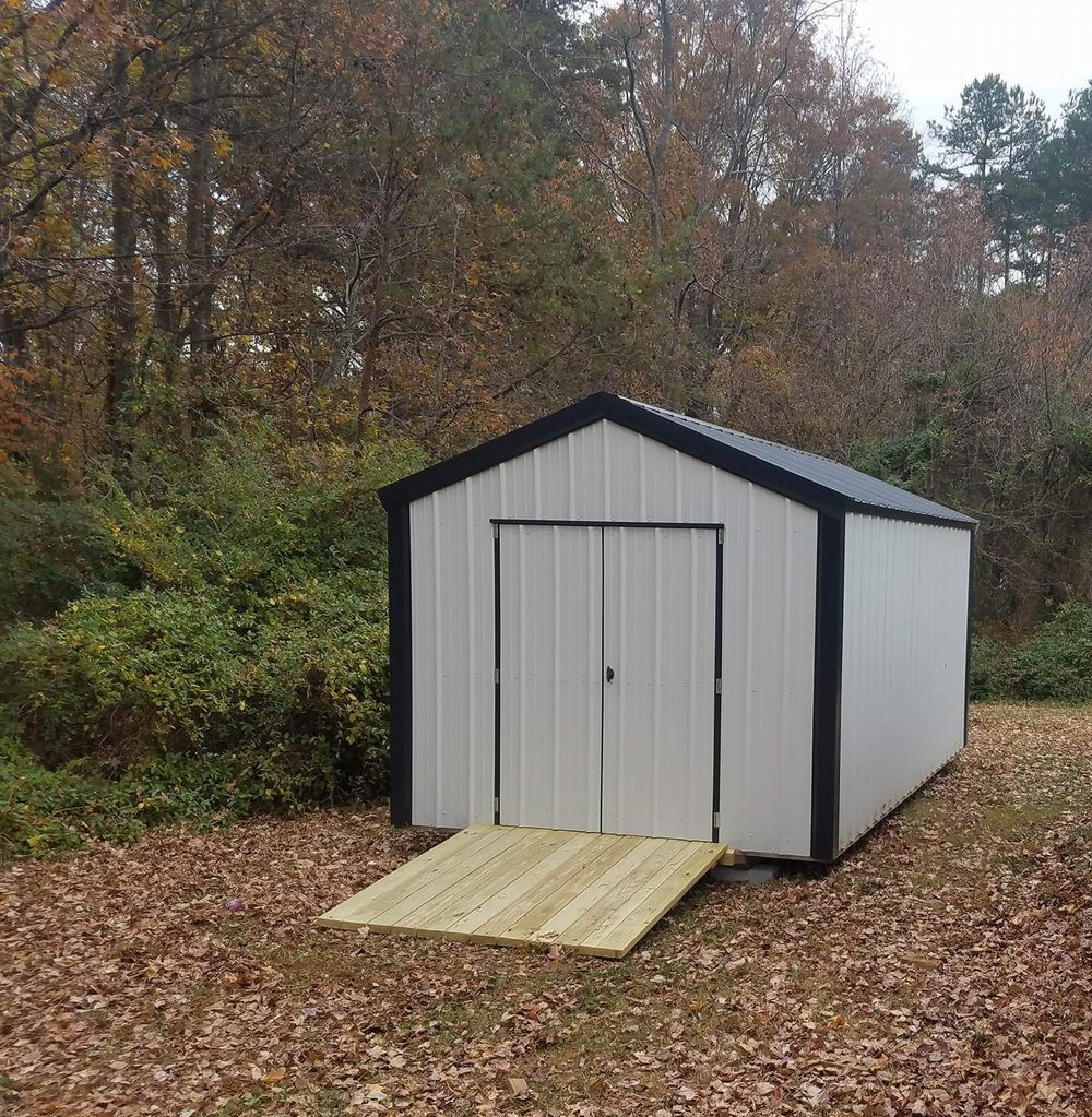 metal sheds - liberty storage solutions QKNHFQD