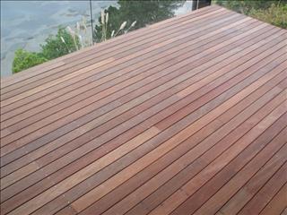 mixed hardwood decking - 86x19mm random length - timber u0026 rose CPVEXTV