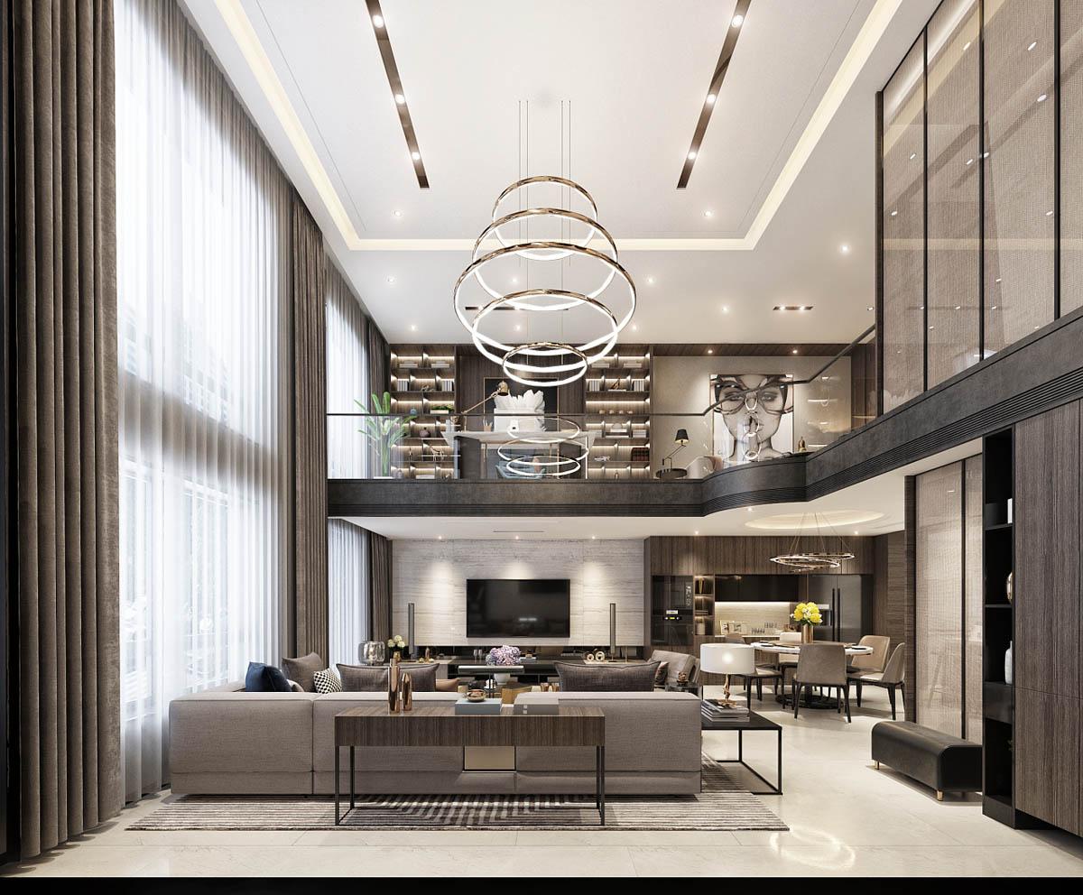 modern asian luxury interior design - house design inspiration TJJICPT