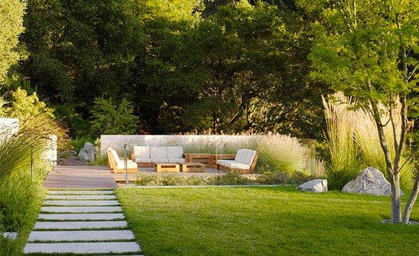 modern gardens designs MRQAGCJ
