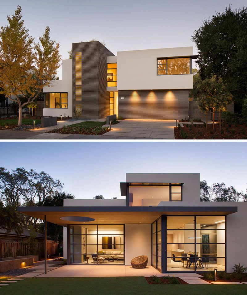 modern house designs this lantern inspired house design
