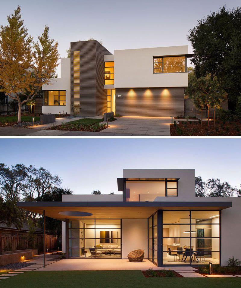 modern house designs this lantern inspired house design lights up a california neighborhood PJJYUFQ