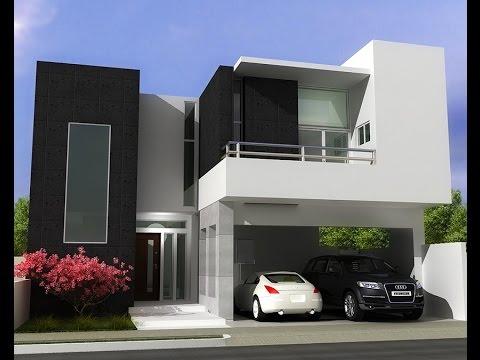 modern minimalist house design ideas ZABKSQU