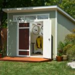 Modern sheds for outdoor activities