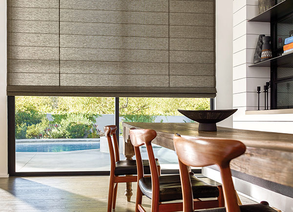 motorized window shades motorized woven wood shades NYTJQNI