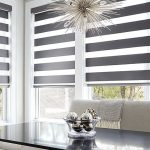 ​Install motorized window shades for a better look