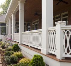 nashville porch porch railing design ideas, pictures, remodel