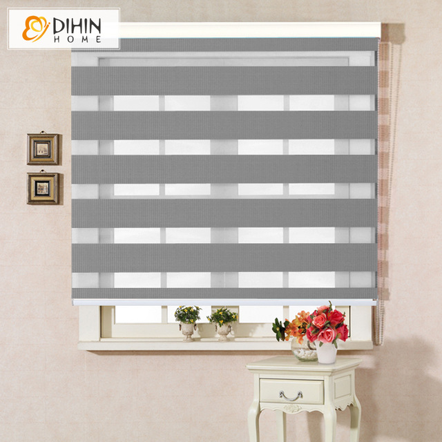 new arrival high quality modern zebra blinds rollor blind curtain half PNCWJJV
