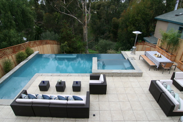 new pool design modern-pool HKTXVIF